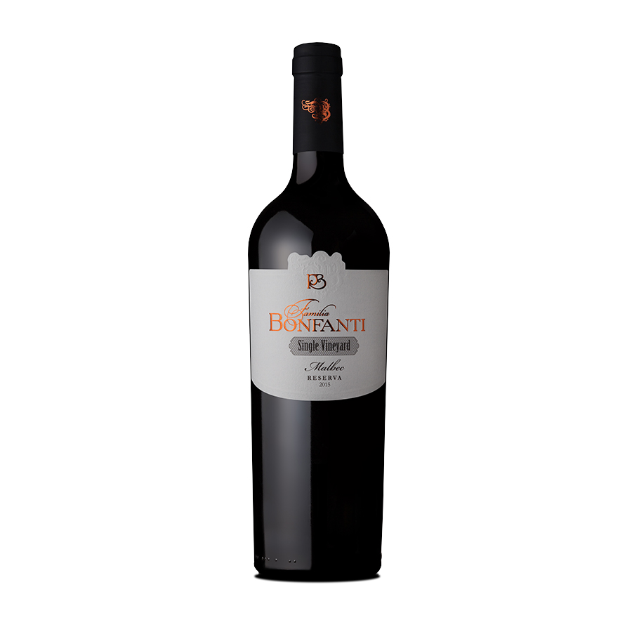 Malbec Reserva 2015 Single Vineyard (6 x 750ml)
