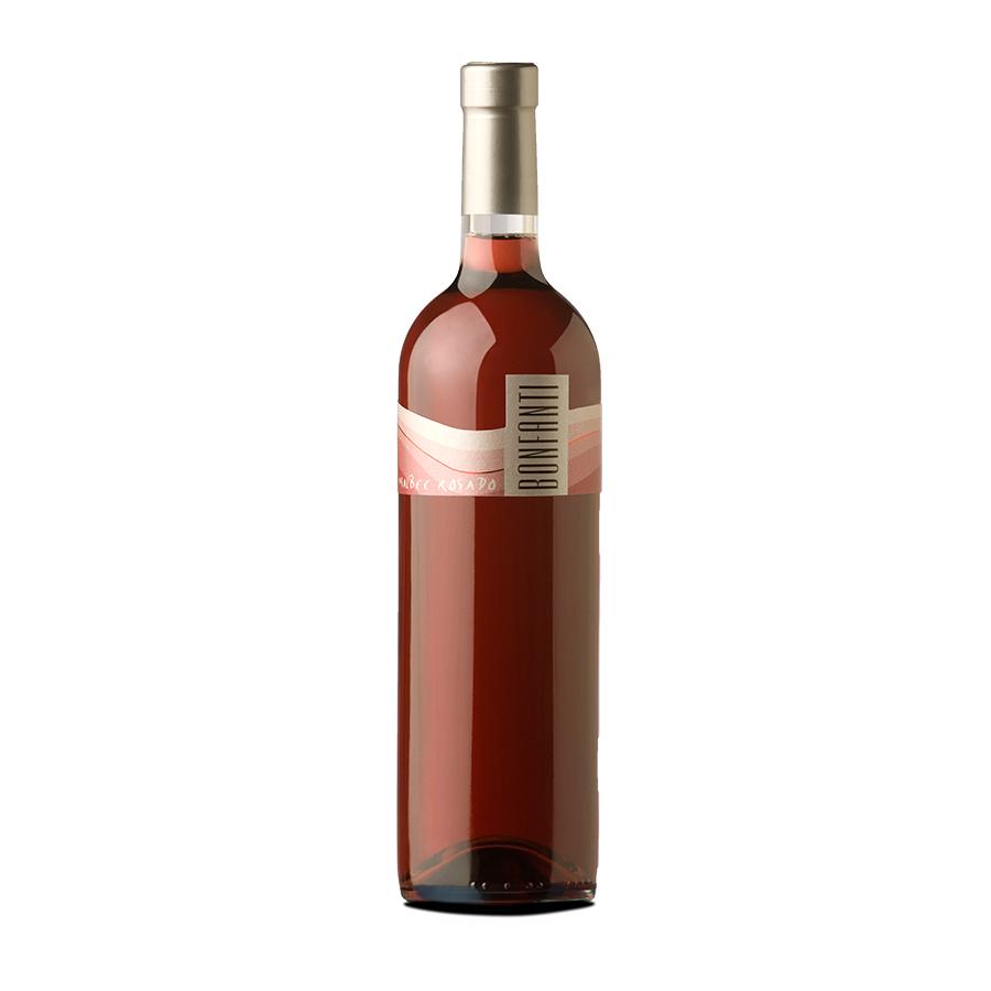 Bonfanti Malbec Rosé 2017 DULCE NATURAL (6 x 750 ml)
