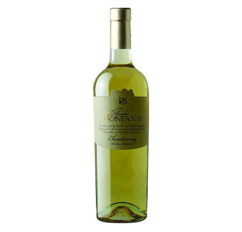 Bonfanti Chardonnay Dulce Natural 2020 (6 x 750ml)